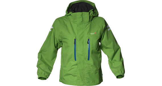 Isbjörn Storm Hard Shell Jacket Candy Frog